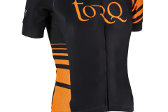 TORQ Cycle Jersey Male Left
