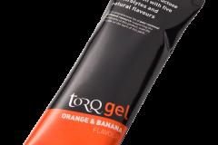 TORQ Energy Gel Orange & Banana