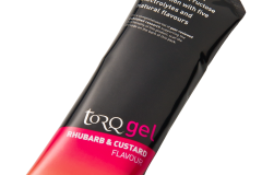 TORQ Energy Gel Rhubarb & Custard