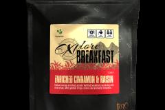 TORQ Explore Breakfast Cinnamon & Raisin