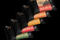 TORQ Explore Flapjacks All Flavours Render
