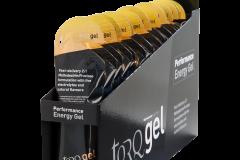 TORQ Energy Gel Banoffee Box