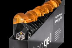 TORQ Energy Gel Caramel Latte Box