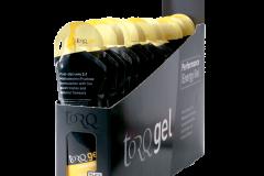 TORQ Energy Gel Lemon Drizzle Box