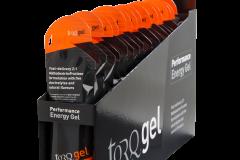 TORQ Energy Gel Orange Banana Box