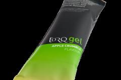 TORQ Energy Gel Apple Crumble Detail