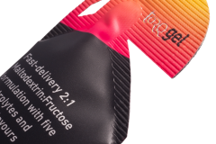 TORQ Energy Gel  Rhubarb & Custard Detail