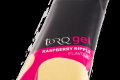 TORQ Energy Gel  Raspberry Ripple Detail