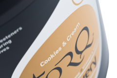TORQ Recovery Cookies Cream 500g Tub Detail