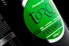 TORQ Recovery Chocolate Mint 500g Tub Detail