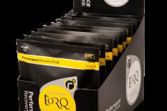 TORQ Recovery Banana Mango Box Sachets