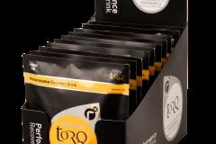TORQ Recovery Cookies Cream Box Sachets