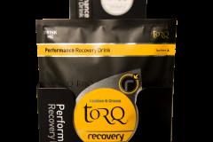 TORQ Recovery Cookies Cream Box Sachets Detail