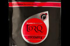 TORQ Recovery Strawberries Cream Sachet
