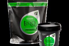 TORQ Recovery Chocolate Mint 1.5Kg Sack & 500g Tub