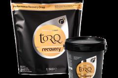 TORQ Recovery Cookies Cream 1.5Kg Sack & 500g Tub