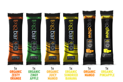 TORQ Bars Sample Pack Contents
