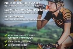 TORQ Drinks Sample Pack Energy Lifestyle