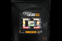 TORQ Explore Flapjacks Sample Pack Main Transparent