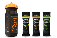 TORQ Hydration 500ml bottle sample pack - Contents