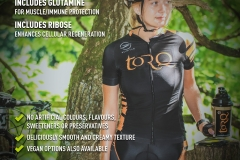 TORQ Recovery Sample Pack Lifestyle